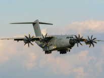 German giant A400M will simulate air-to-air refuelling