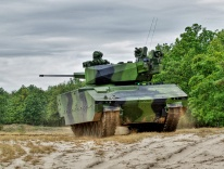 Company GDELS will present the ASCOD 42 armoured vehicle