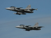 The international flyby will celebrate 15 years of Gripen in the service of the Czech Air Force