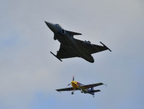 The return of two kings: Kardoš and Šonka will fly again at NATO Days!
