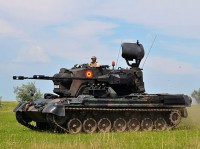Gepard; source: Romanian Army