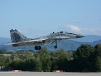 MiG-29 Black Hawk of the Slovak Air Force